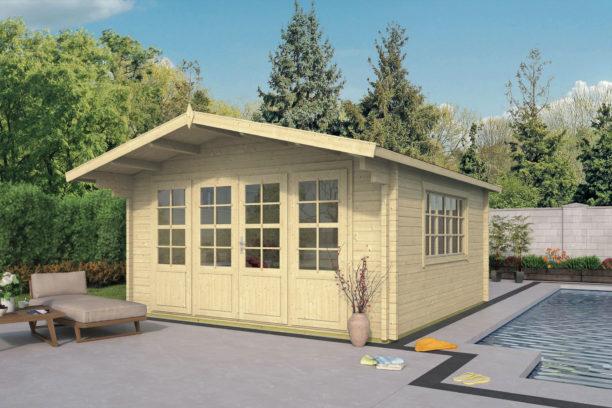 Derby Log Cabin 002